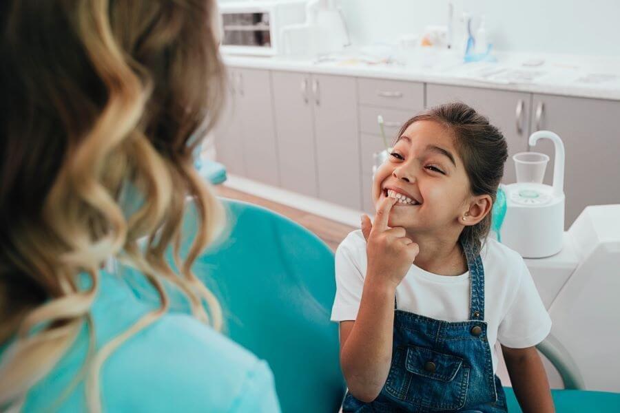 Pediatric Dental Services in San Angelo TX